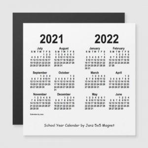 Announcement Regarding 2021-2022 Academic Year